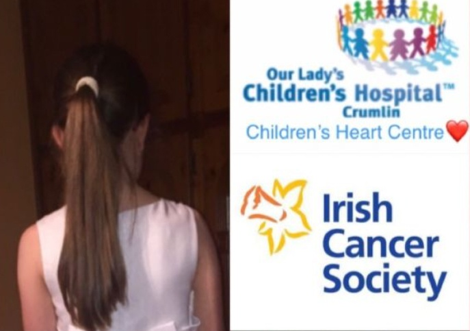 Young Laois Breeder raising funds for Our Lady's Children's Hospital Crumlin & The Irish Cancer Society